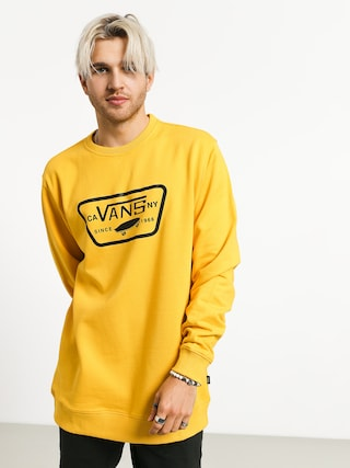 Bluza Vans Full Patch (sulphur)