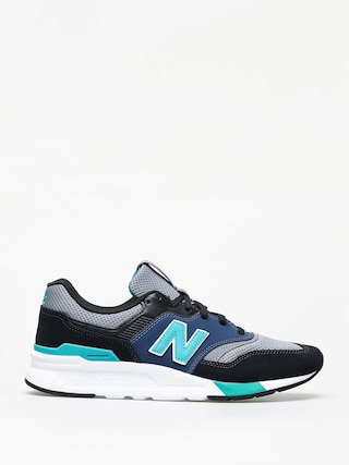Buty New Balance 997 (white/black)