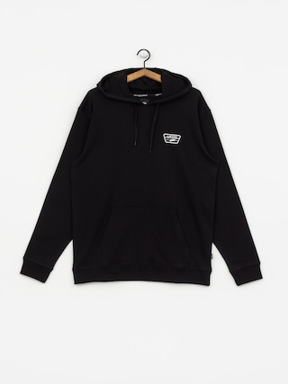 Bluza z kapturem Vans Full Patched HD (black)