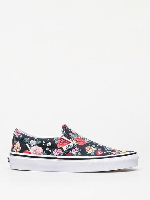 Buty Vans Classic Slip On (garden floral)