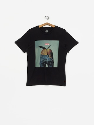 T-shirt Levi's Peach Photo (mineral black)