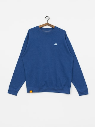 Bluza Enjoi Small Blue Panda Patch (royal heather)