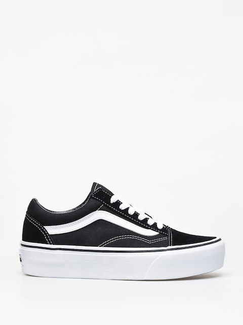 Buty Vans Old Skool Platform (black/white)
