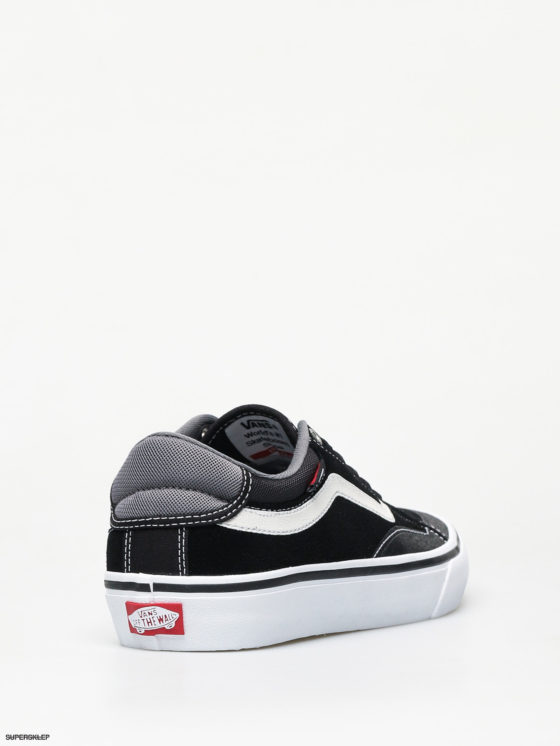 Buty Vans Tnt Advanced Prototype (blackwhite)