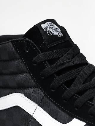 Buty Vans Sk8 Hi Reissue (made for the makers/black/checkerboard)