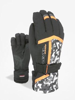 Rękawice Level Heli Jr (black/camo)