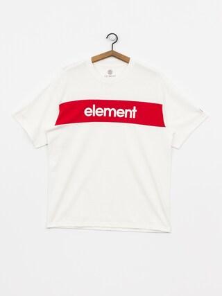 T-shirt Element Primo Flag (off white)