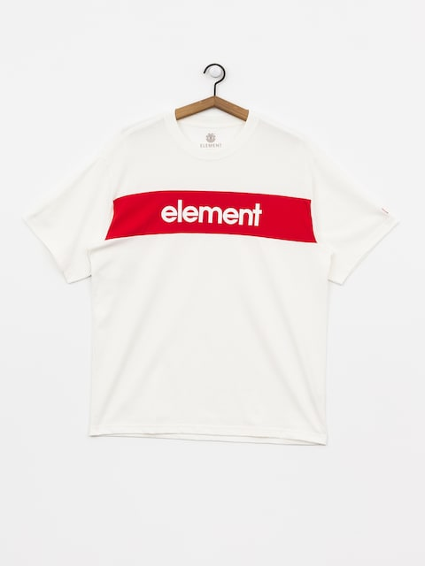 T-shirt Element Primo Flag (off white)