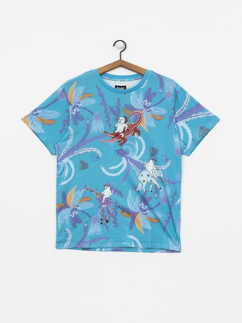 T-shirt RipNDip La March (teal)