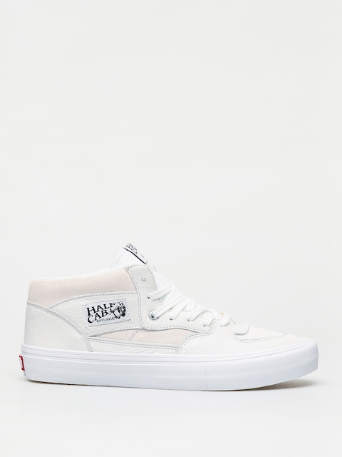 Buty Vans Half Cab Pro (leather/white)