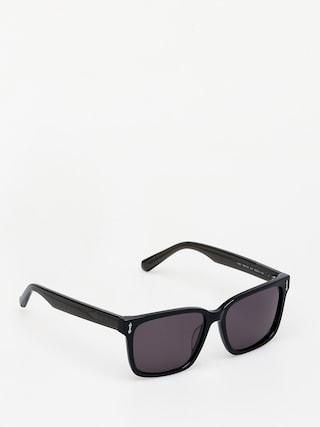 Okulary przeciwsu0142oneczne Dragon Legit (black/smoke)