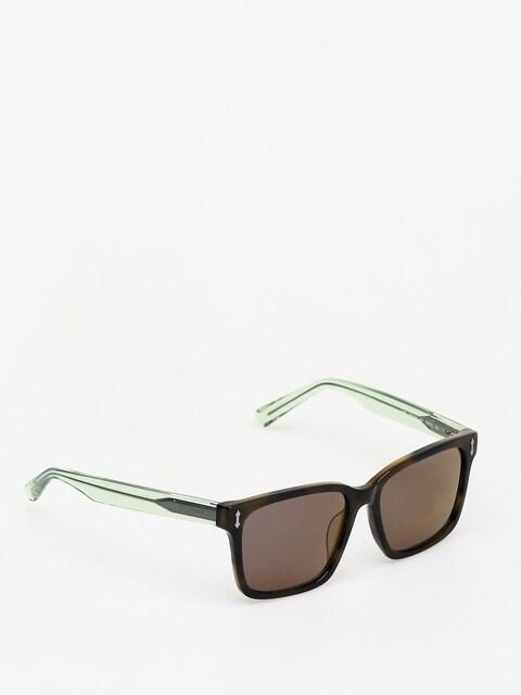 Okulary przeciwsłoneczne Dragon Legit (olive tortoise/gold)