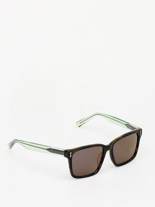 Okulary przeciwsu0142oneczne Dragon Legit (olive tortoise/gold)