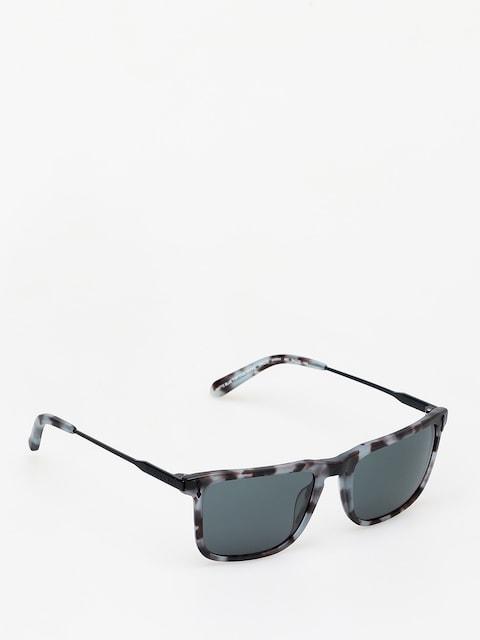 Okulary przeciwsłoneczne Dragon Hyphy (matte blue tortoise/smoke)