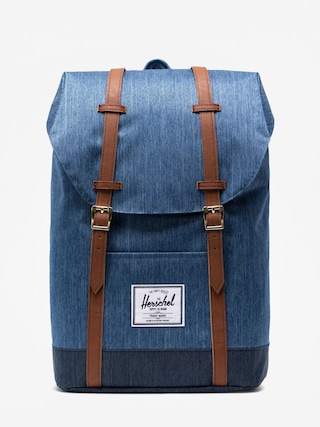 Plecak Herschel Supply Co. Retreat (faded denim/indigo denim)