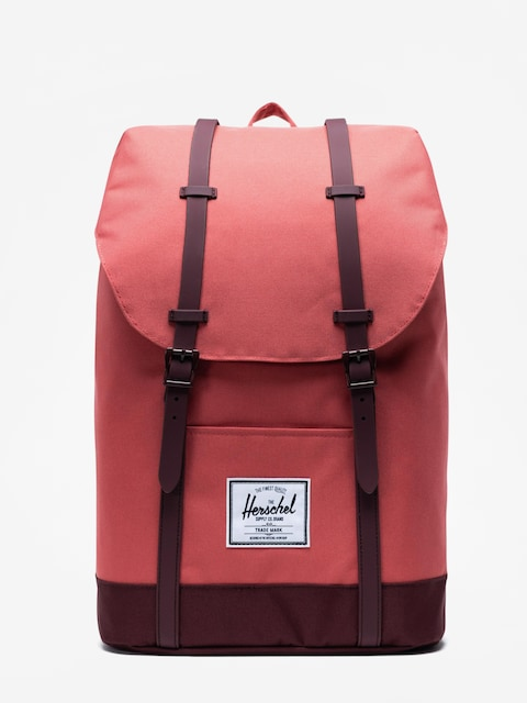 Plecak Herschel Supply Co. Retreat (mineral red/plum)