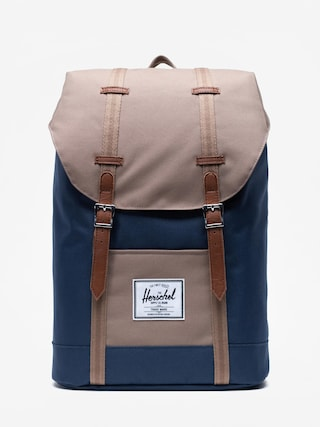 Plecak Herschel Supply Co. Retreat (navy/pine bark/tan)