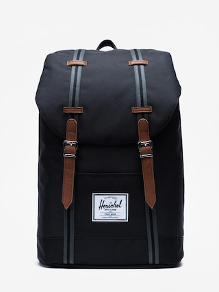 Plecak Herschel Supply Co. Retreat (black/black/tan)