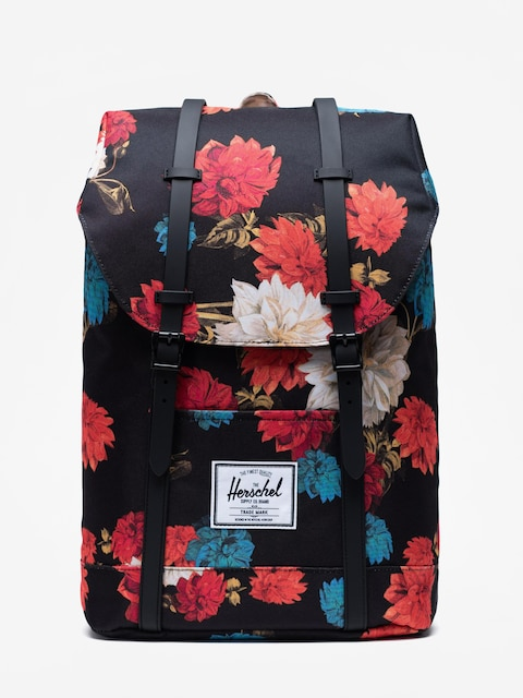 Plecak Herschel Supply Co. Retreat (vintage floral black)