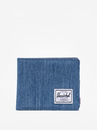 Portfel Herschel Supply Co. Roy Rfid (faded denim/indigo denim)