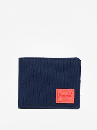 Portfel Herschel Supply Co. Roy Rfid (peacoat/hot coral)