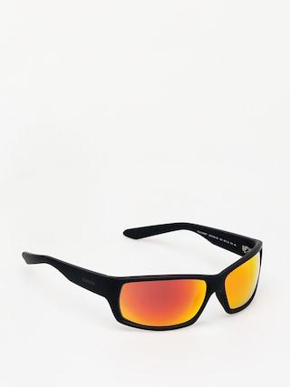 Okulary przeciwsu0142oneczne Dragon Ventura (matte black/orange ion)
