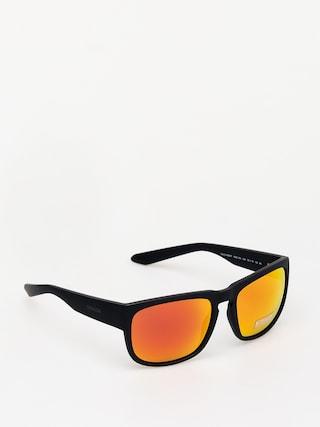 Okulary przeciwsu0142oneczne Dragon Rune (matte black/orange ion)