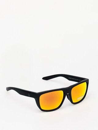 Okulary przeciwsu0142oneczne Dragon Aerial (matte black/orange ion)