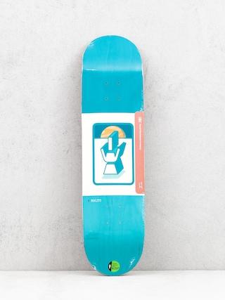 Deck Girl Skateboard Malto The Totem (teal)