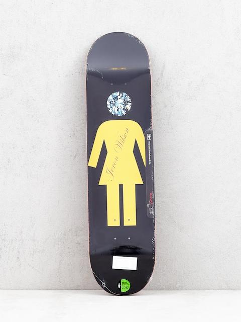 Deck Girl Skateboard X Diamond Wilson