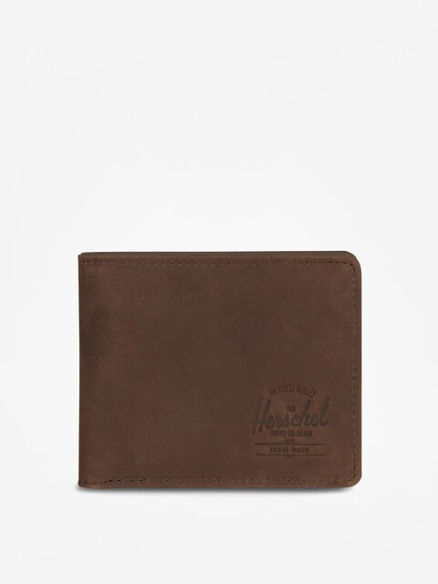 Portfel Herschel Supply Co. Hank Coin Leather Rfid