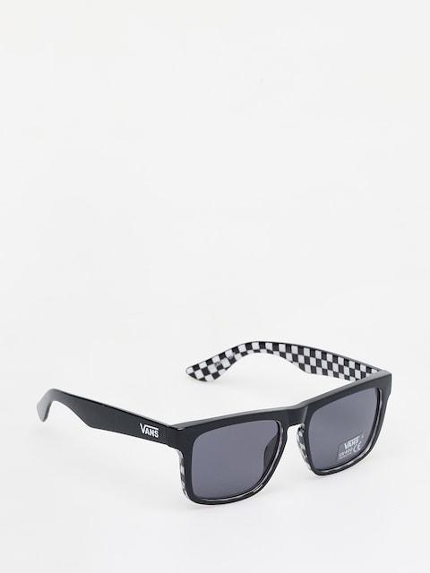 Okulary przeciwsłoneczne Vans Squared Off (black/checkerbo)