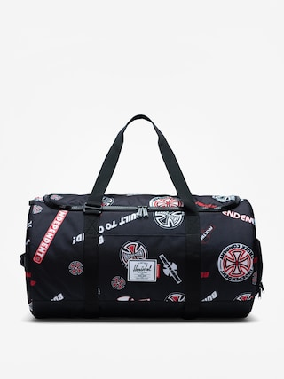 Torba Herschel Supply Co. Independent Sutton (black multi independent logo)