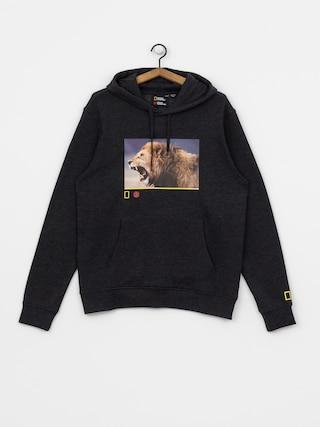 Bluza z kapturem Element Snarl HD (charcoal heathe)