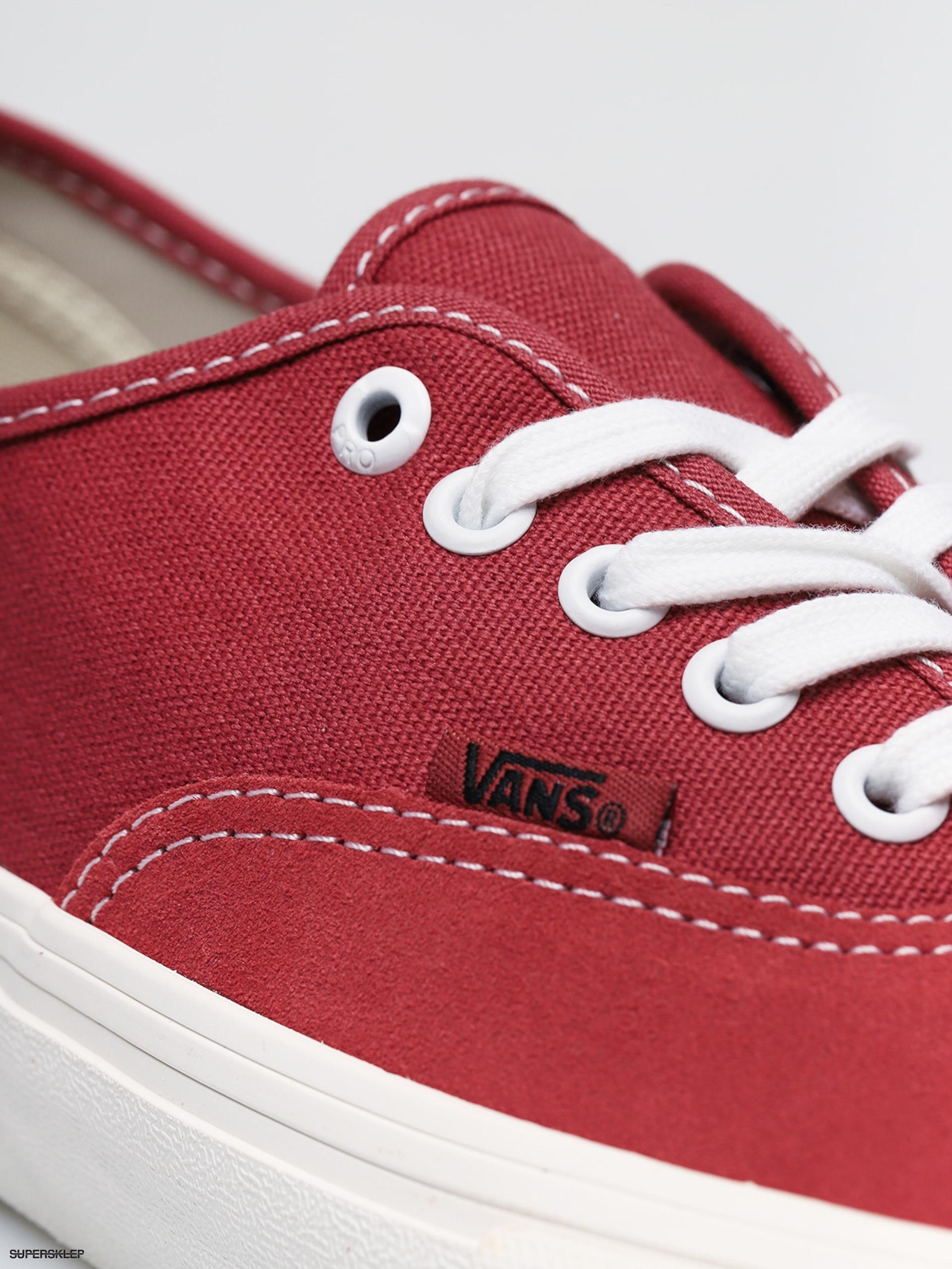 Vans Buty męskie Authentic czerwone r. 44 (VN0A38EMVK51) ID produktu: 5918508