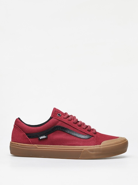 Buty Vans Old Skool Pro Bmx (ty morrow/biking red/gum)