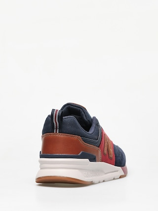Buty New Balance 997 (navy/red)