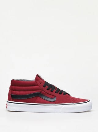 Buty Vans Sk8 Mid (biking red/true white)