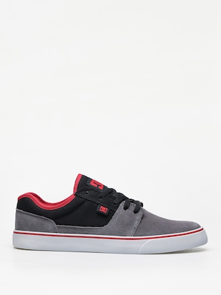 Buty DC Tonik (grey/black/red)