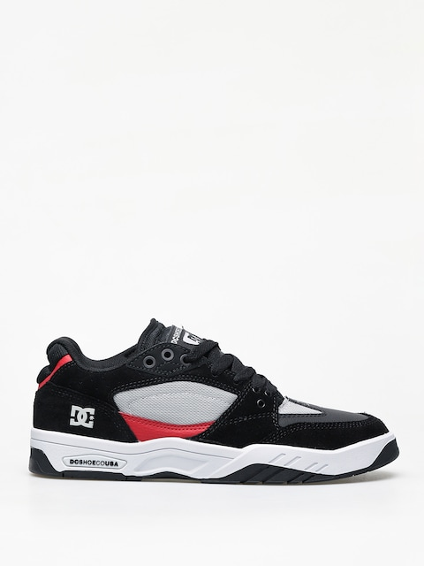 Buty DC Maswell (grey/black/red)