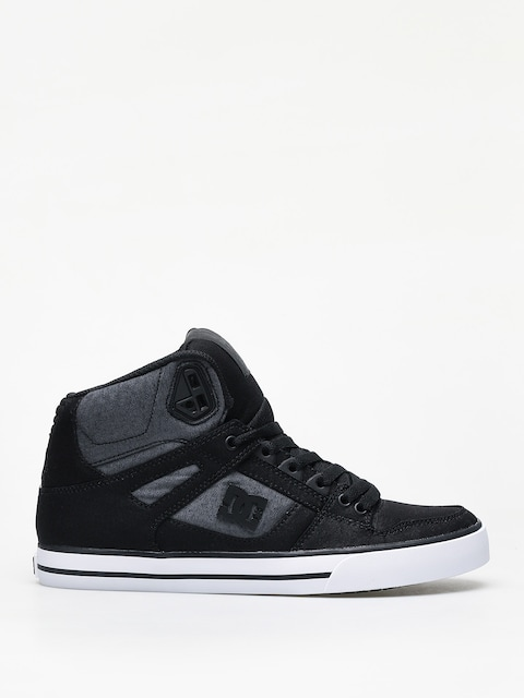 Buty DC Pure Ht Wc Txse (black dark used)