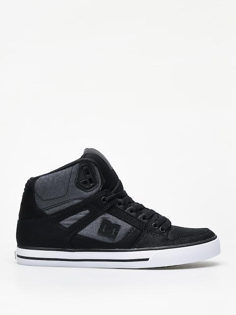 Buty DC Pure Ht Wc Txse (black dark used)