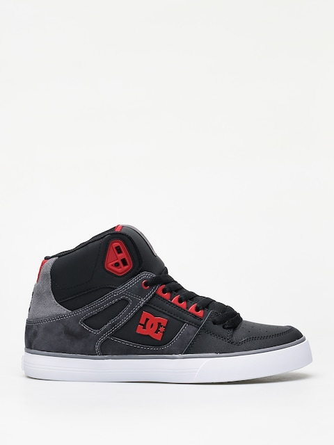 Buty DC Pure Ht Wc Se (black/red)