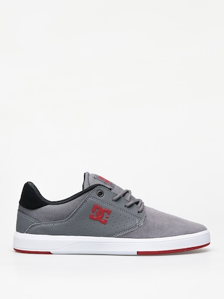 Buty DC Plaza Tc (grey/grey/red)