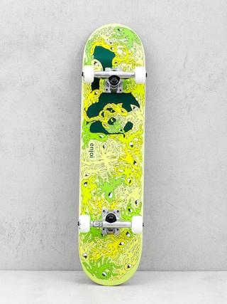 Deskorolka Enjoi Slimer Panda (green/yellow)