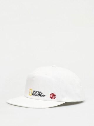 Czapka z daszkiem Element Unity Hat (off white)
