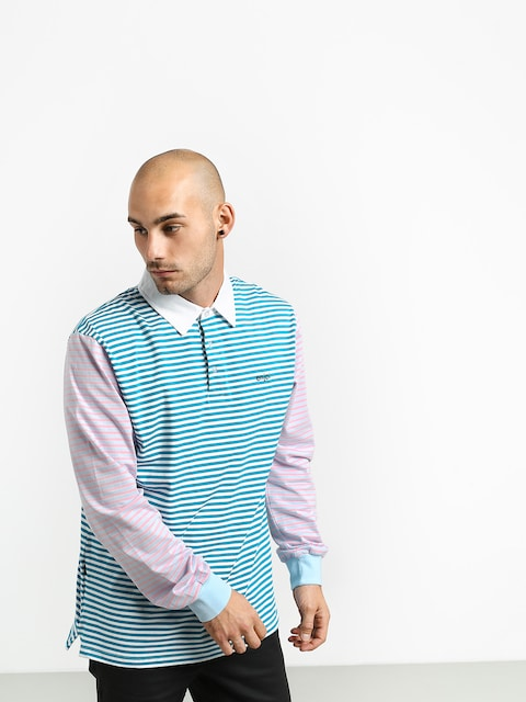 Polo Enjoi Confused Stripes (pastel)