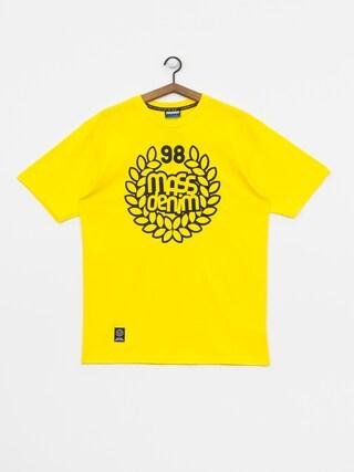 T-shirt MassDnm Base (yellow)