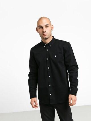 Koszula Carhartt WIP Madison (black/white)