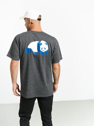 T-shirt Enjoi Classic Panda (charcoal heather)